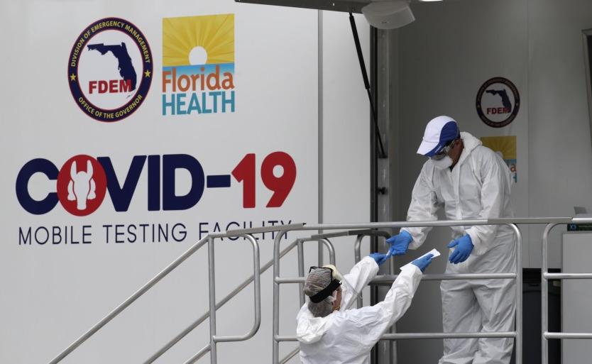 Florida (EEUU) superó la barrera de las 5.000 muertes por covid-19 - Estados Unidos