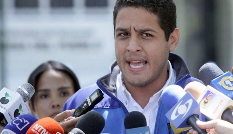 Asamblea Nacional designó al diputado José Manuel Olivares como comisionado para la Emergencia Sanitaria
