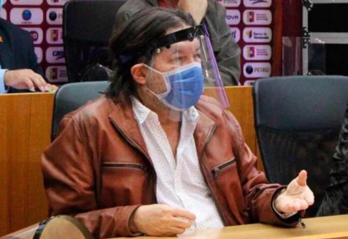 FVF confirmó detención y hospitalización de su presidente Jesús Berardinelli