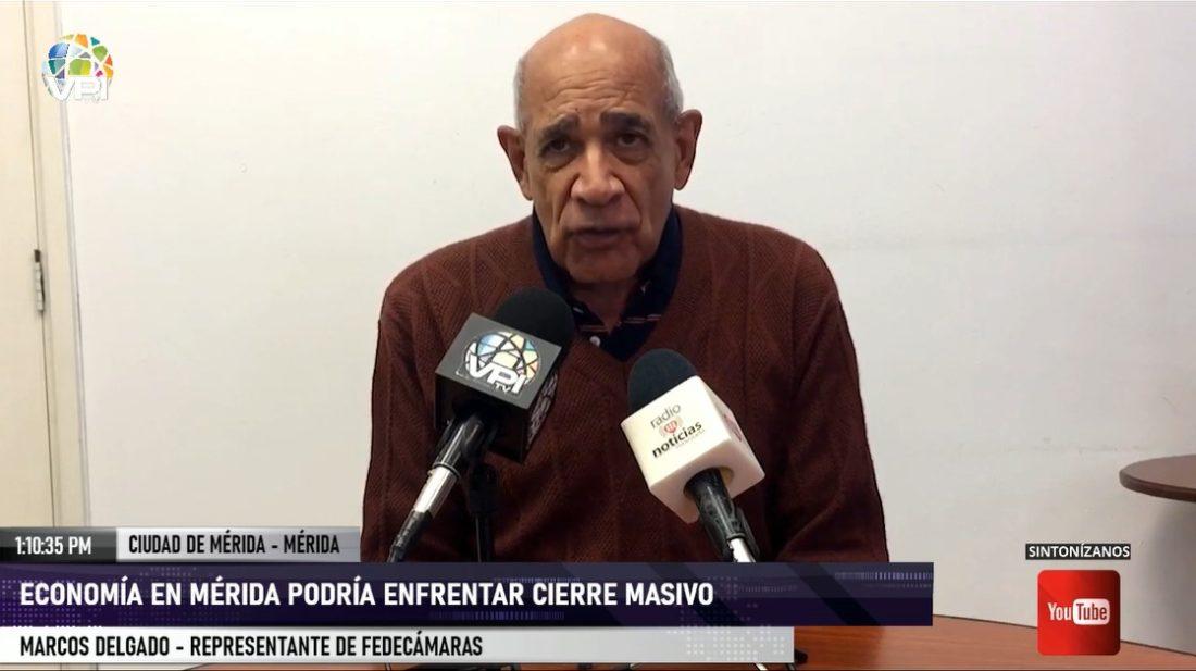 Fedecámaras Mérida: Puede haber un cierre masivo de empresas