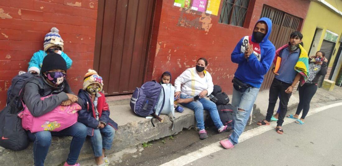 ¿Crisis en la frontera? Cerca de 1.900 venezolanos esperan regresar desde Colombia