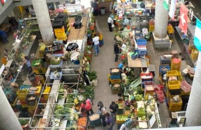 Mercados municipales en Chacao cuentan con medidas de bioseguridad