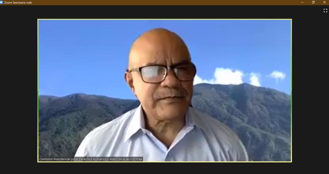 Comisionado Prado alertó que se violan Derechos Humanos en Venezuela para controlar la pandemia