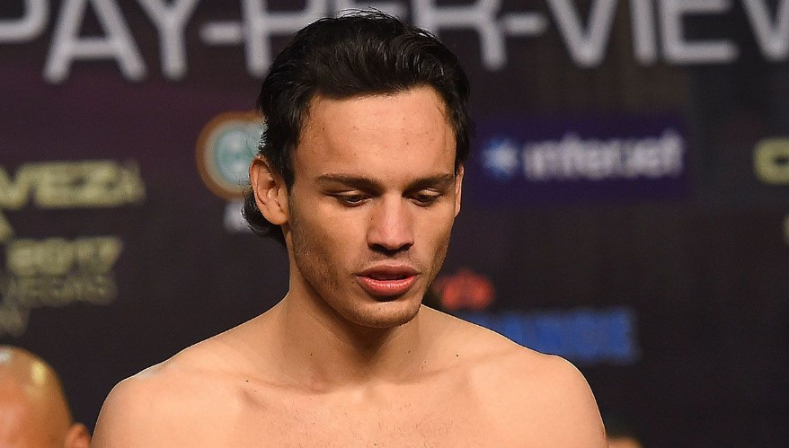 Nevada suspendió indefinidamente del boxeo a Julio César Chávez Jr.