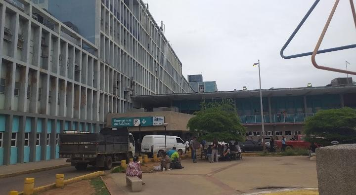 Juan Pablo - Hospital
