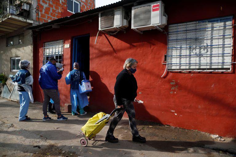 Argentina extendió cuarentena hasta el 16 de agosto