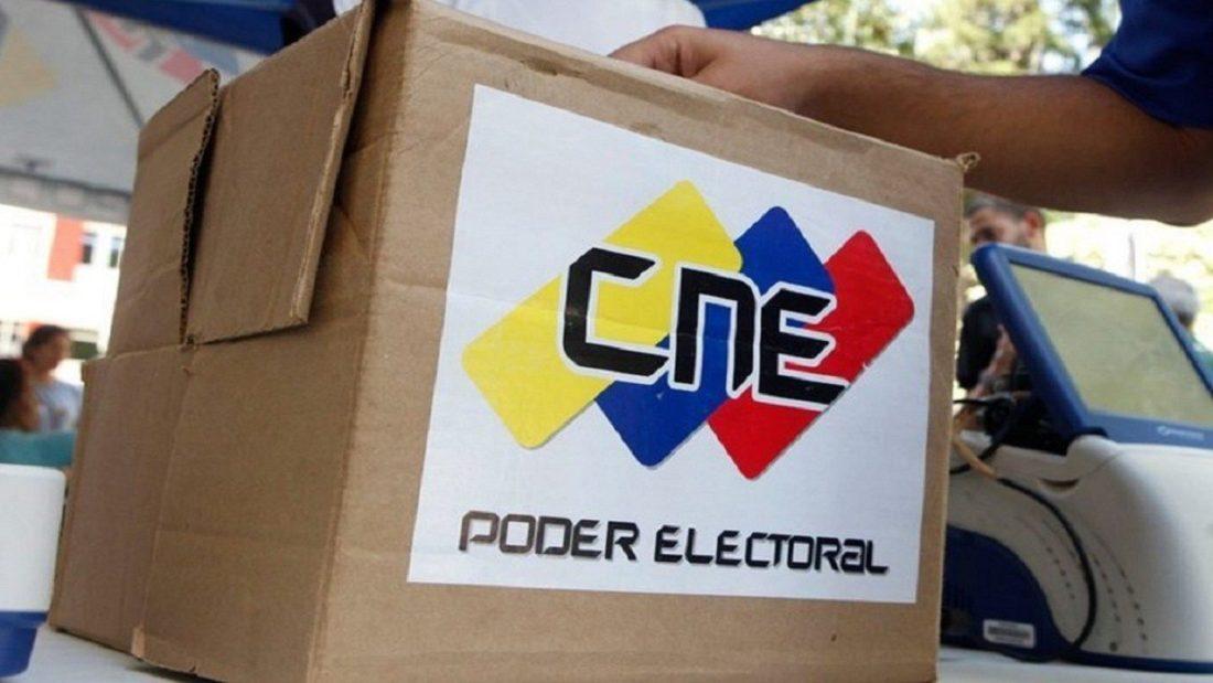 CNE registro electoral en lara