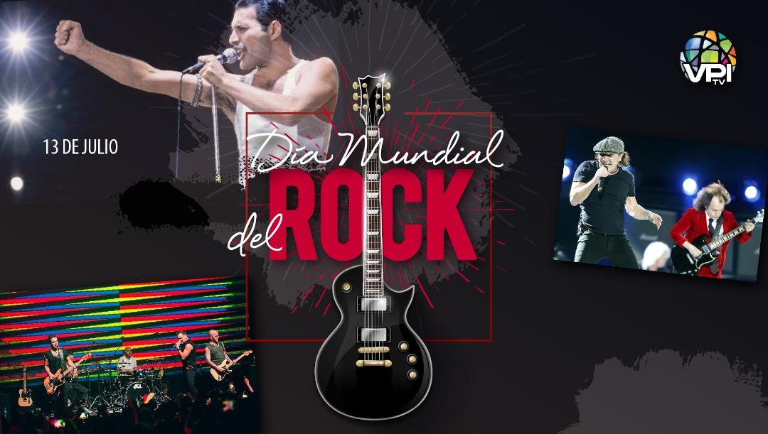 Tributo a una enérgica melodía: se celebra el Día Mundial del Rock
