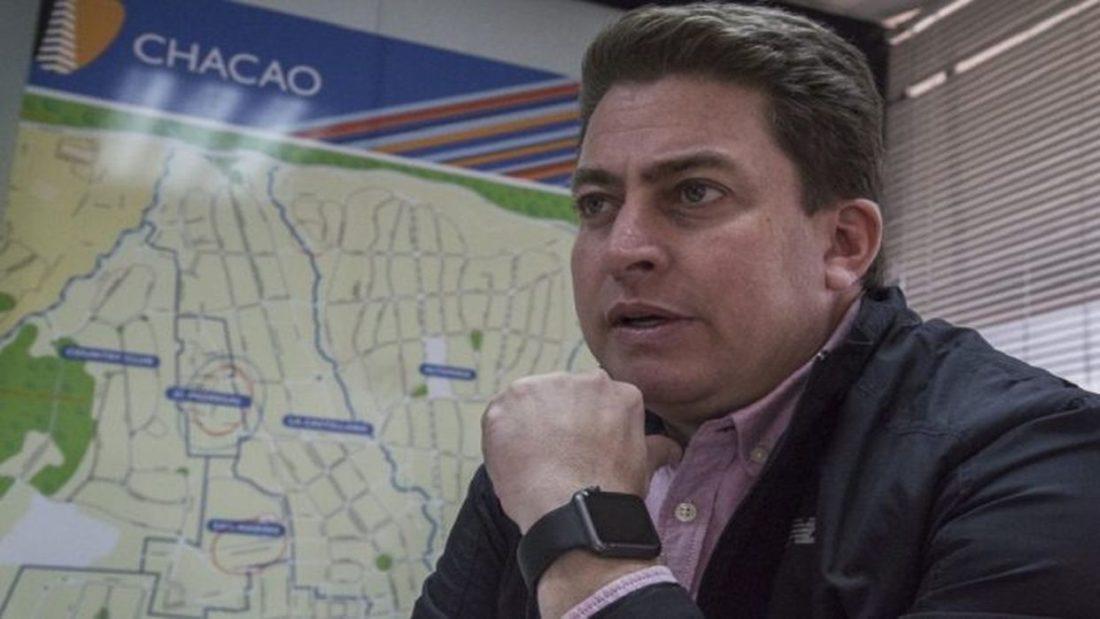 Chacao Alcalde Gustavo Duque