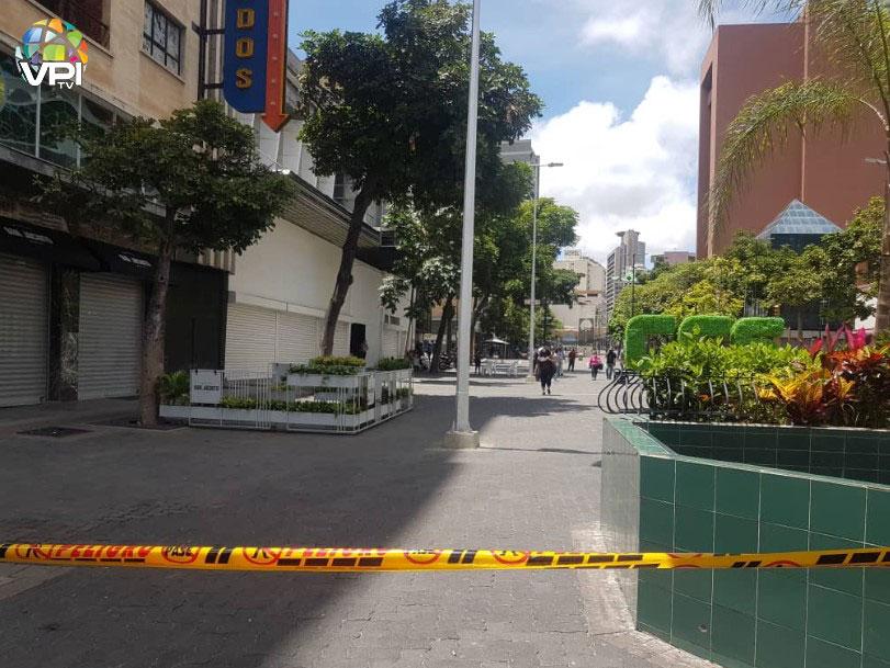 Plaza Venezuela - Caracas