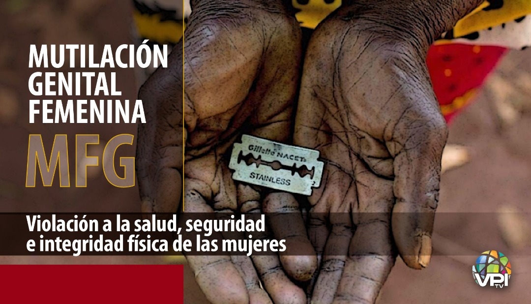 Violación a los DDHH de la mujer: datos que alertan sobre la mutilación genital femenina