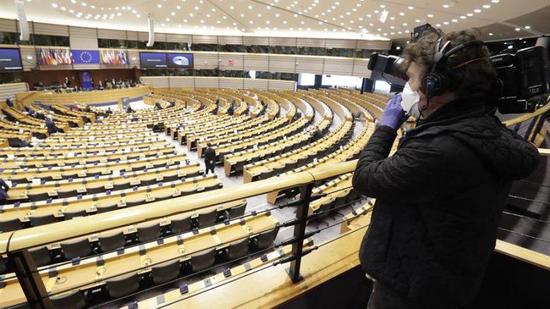 Parlamento Europeo aseguró que salida pacífica a crisis venezolana pasa por respeto al Estado de Derecho