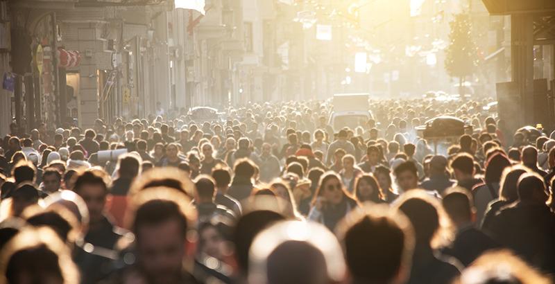 Caída de la población mundial y cambio de 'superpotencias': predicciones a partir de 2025