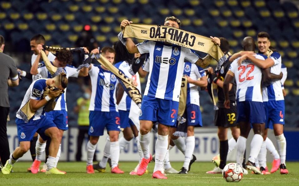 Porto - Campeón