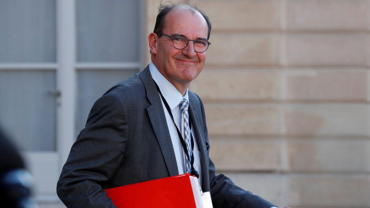 Primer Ministro, Jean Castex