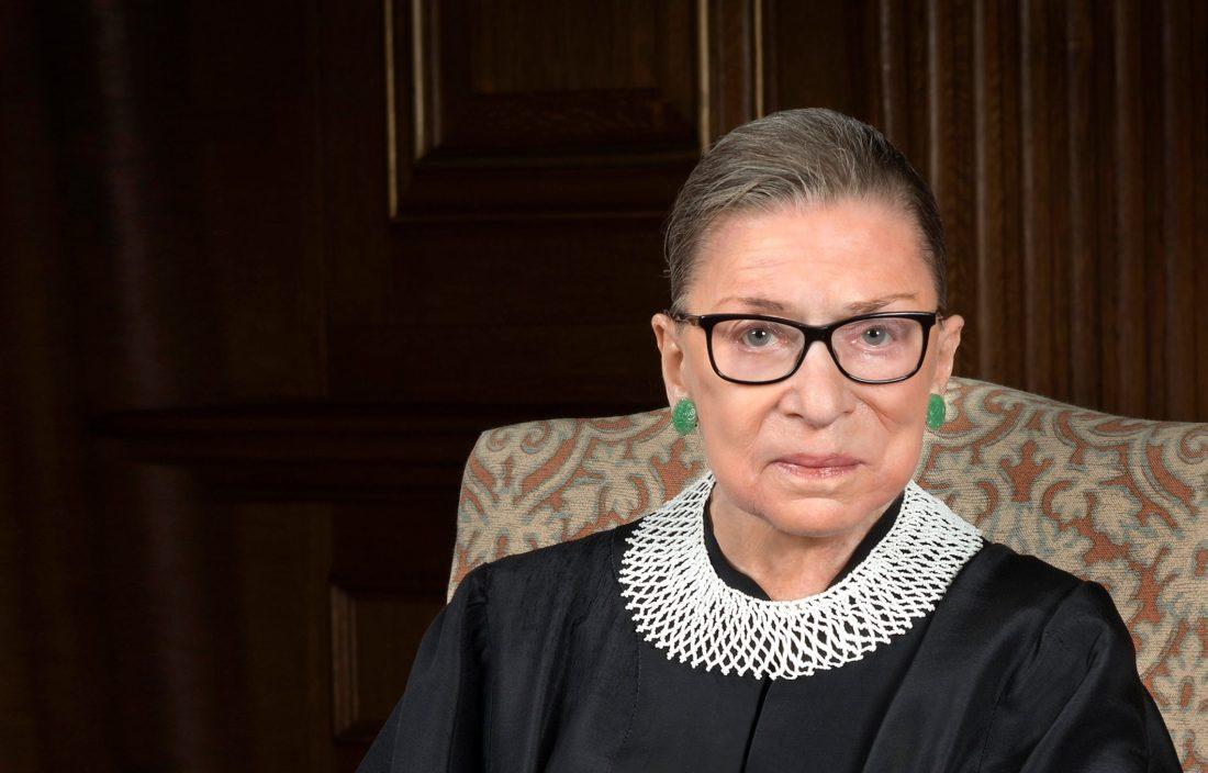 Jueza de EEUU informó que padece cáncer de hígado
