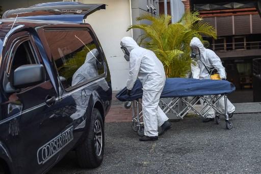 11.578 nuevos contagios por Covid-19 en Colombia