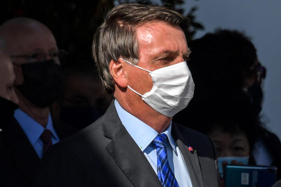 Bolsonaro: es una mentira que la Amazonía esté ardiendo