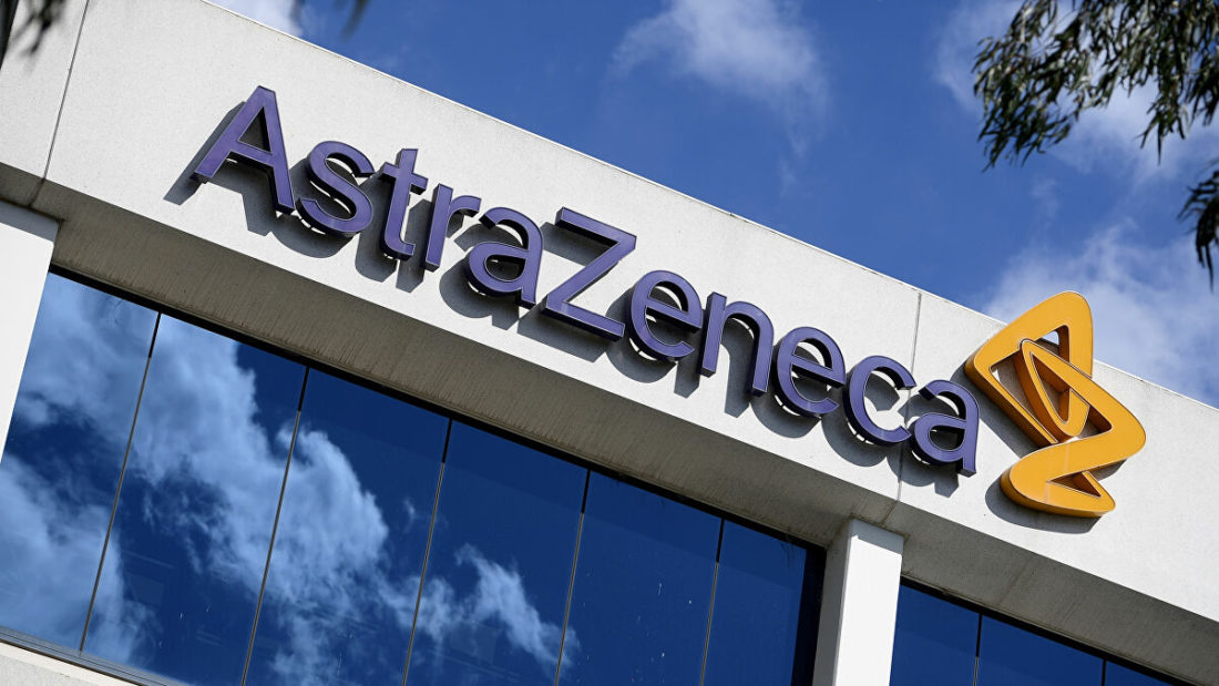Vacuna ensayos en AstraZeneca,
