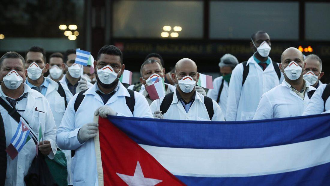 cubanos que regresaron de Venezuela dieron positivo al Covid-19