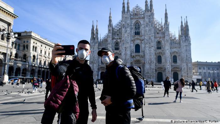 Un 39% de los contagios en Alemania son de turistas