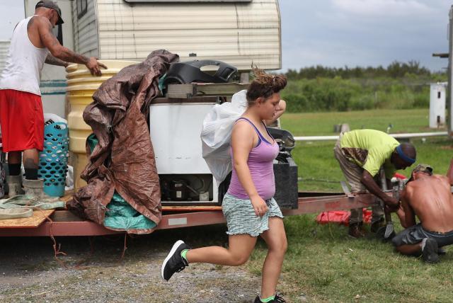Laura es huracán de categoría 4