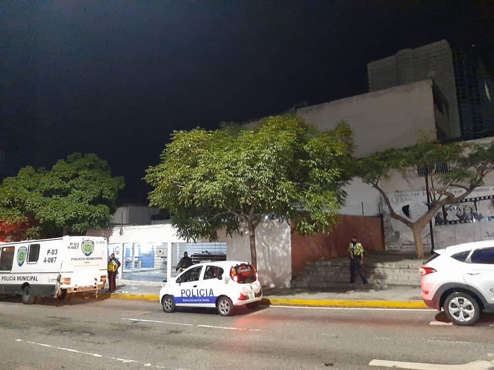 Detuvieron a seis personas en Chacao por hacer una fiesta en medio de la cuarentena