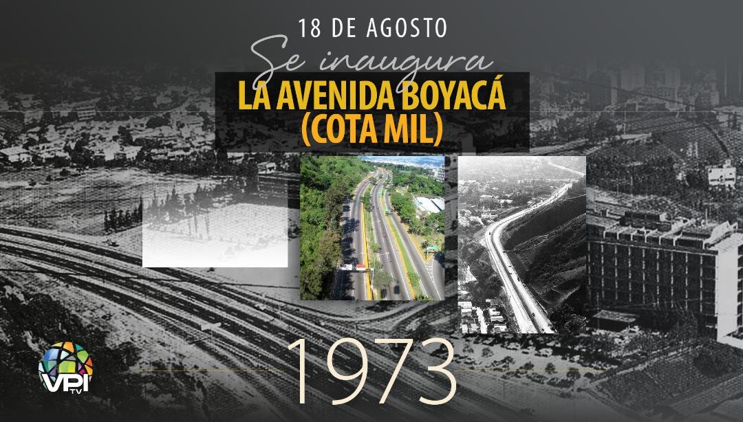 Avenida Boyacá