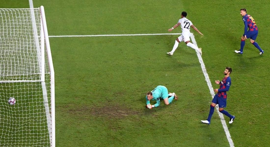 Barcelona 2-8 Bayern, el fin de una era