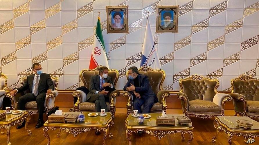 Representante de Naciones Unidas visitó Irán por fines nucleares