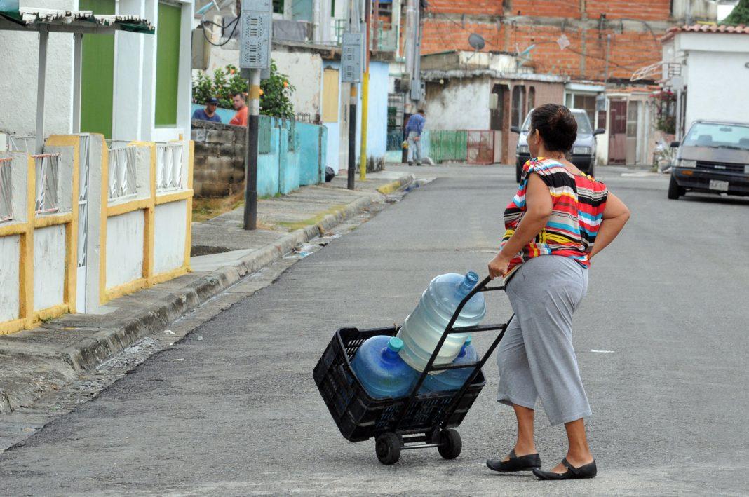 OVSP: 10 ciudades de Venezuela valoran de forma negativa servicio de agua