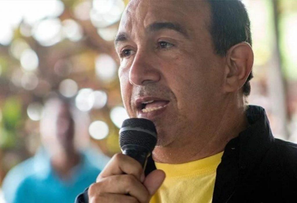 Preso político Antonio Geará dio positivo para Covid-19