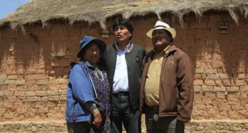 Murió por Covid-19 hermana de Evo Morales