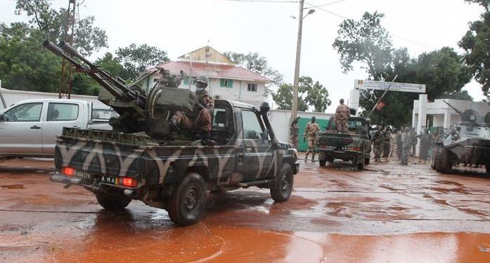 Zozobra en Mali: militares se alzan en aparente golpe de Estado