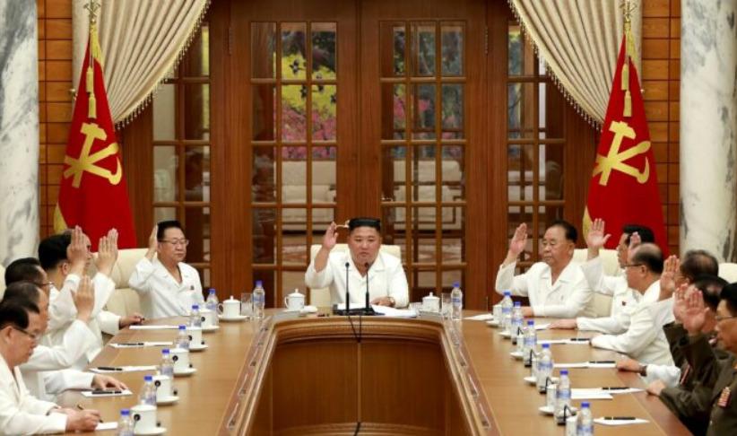 Corea del Norte difundió imágenes de Kim Jong-un en medio de rumores