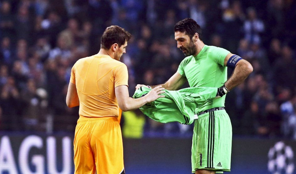 De leyenda a leyenda: Buffon envió emotivo mensaje a Casillas por su retiro