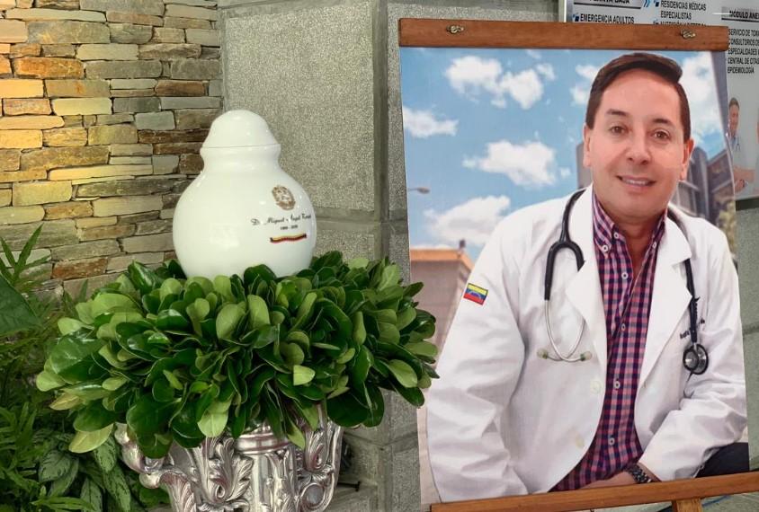 Hospital de Coche pasa a llamarse Dr. Miguel Ángel Rangel