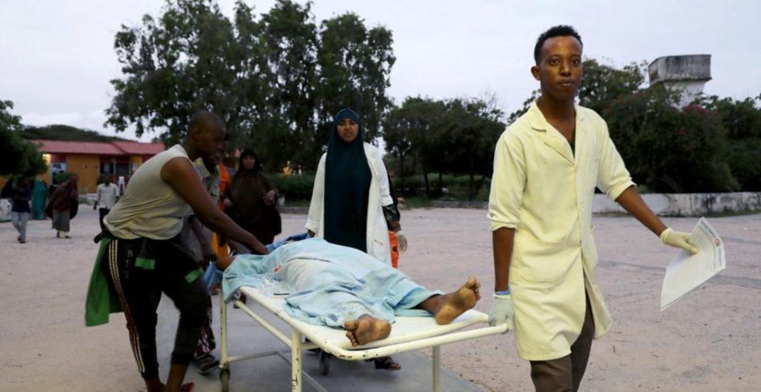 15 muertos por explosión con coche bomba en Somalia