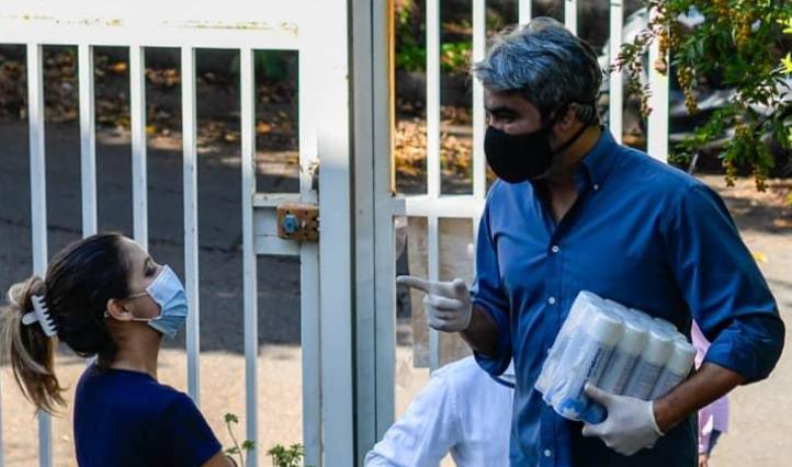 """Somaza: Lo propuesto por Guaidó es la """"ruptura definitiva de la dictadura"""""""