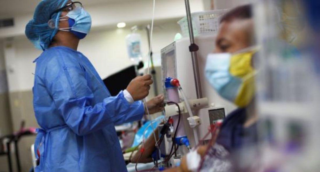 Ecuador supera los 100.000 contagios por coronavirus