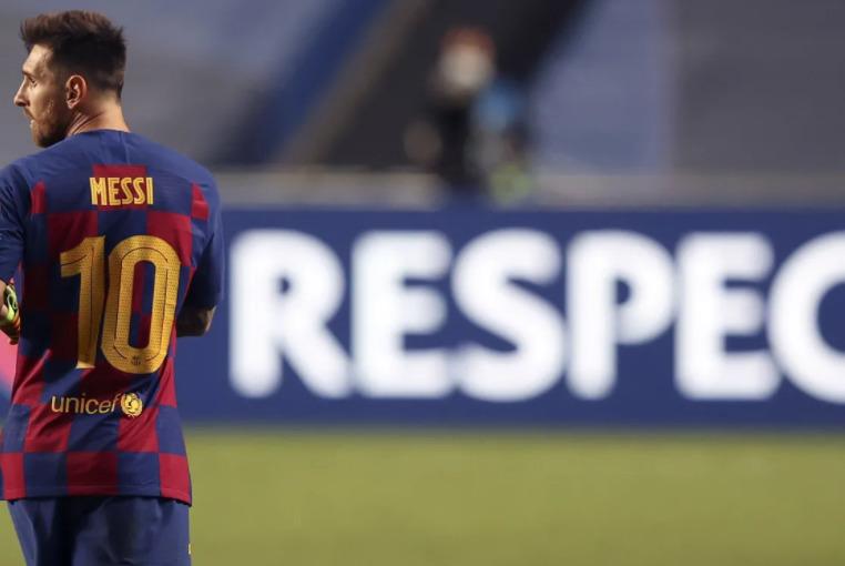 Marcó una época y se va: Messi pidió salir del FC Barcelona