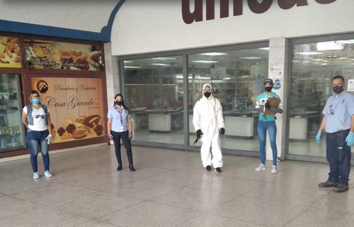 Unicasa informó de 11 casos de covid-19 en sede de Baruta