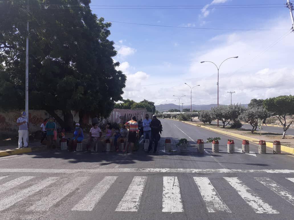 Protestas gas