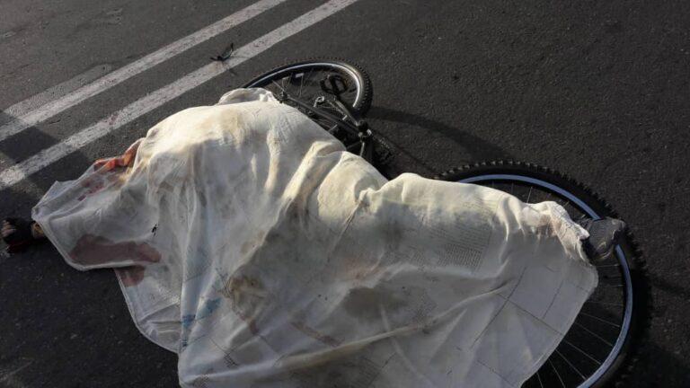 Murió ciclista en Maracaibo tras ser arrollada