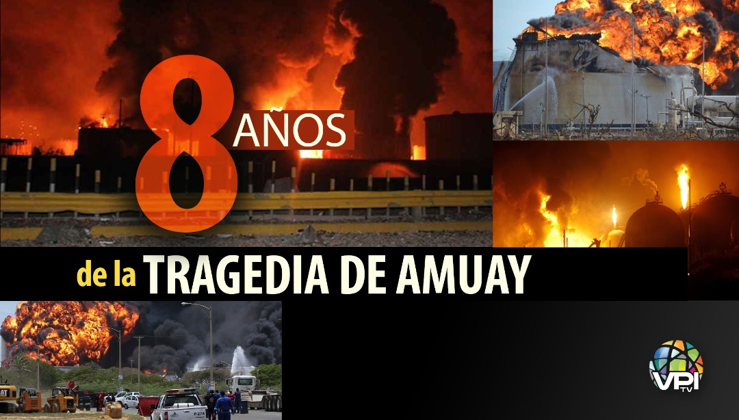 Amuay: a ocho años de la tragedia