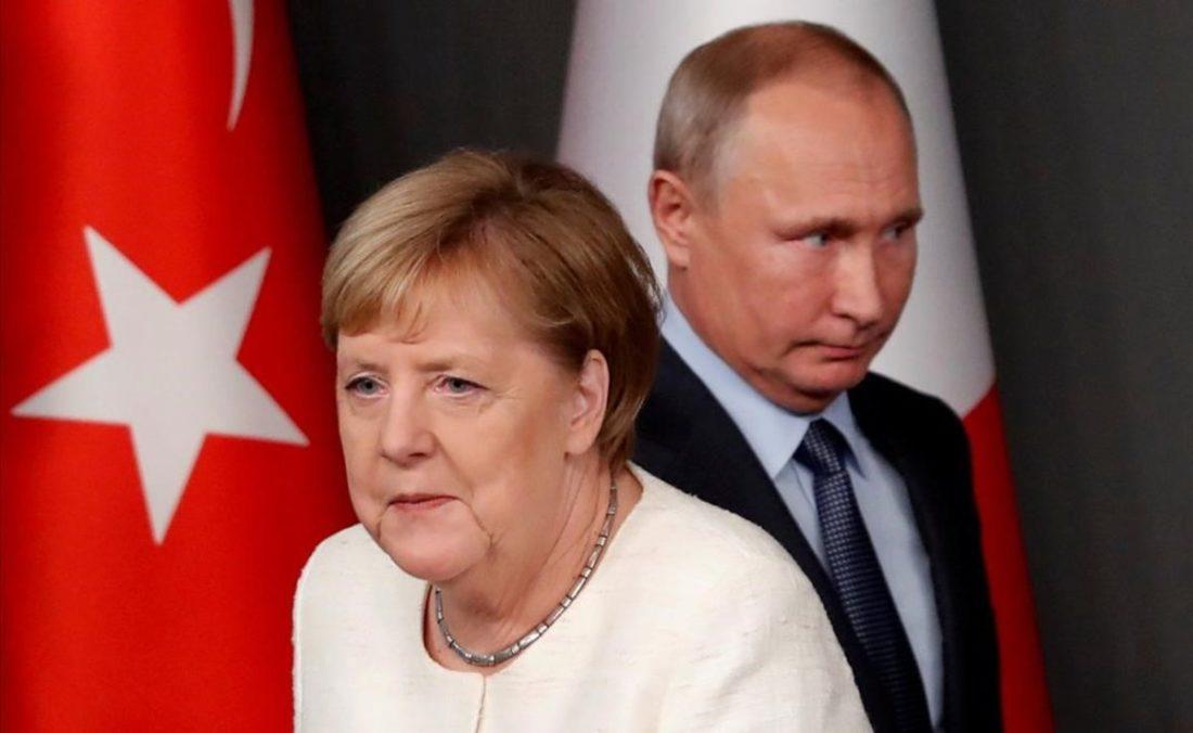 Angela Merkel instó a las autoridades rusas investigar envenenamiento de Navalny