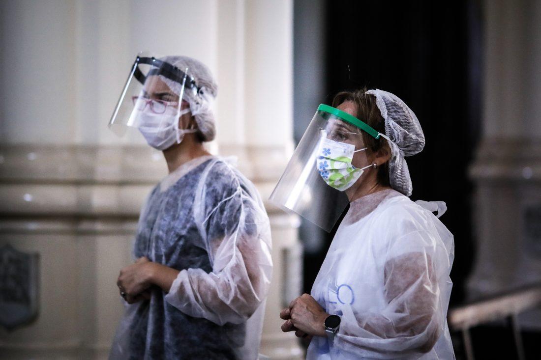 Argentina superó los 350.000 contagios por covid-19