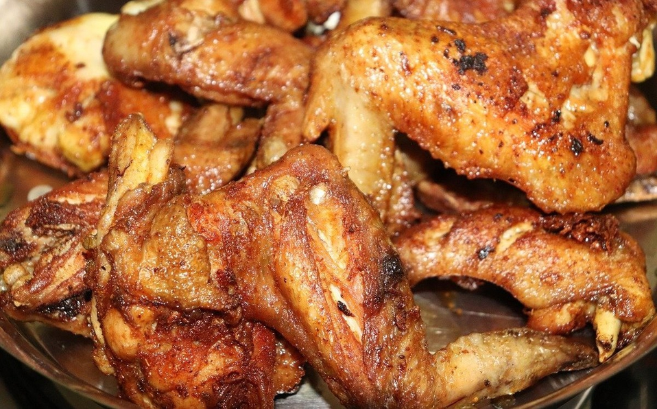 covid-19 en pollo de Brasil