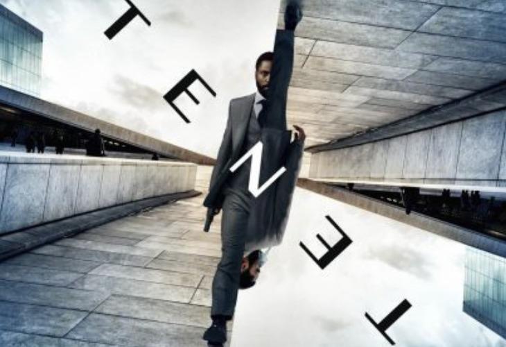 "Christopher Nolan, ""Tenet"""