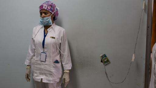 """Enfermeras del Distrito Capital en """"alerta máxima"""""""